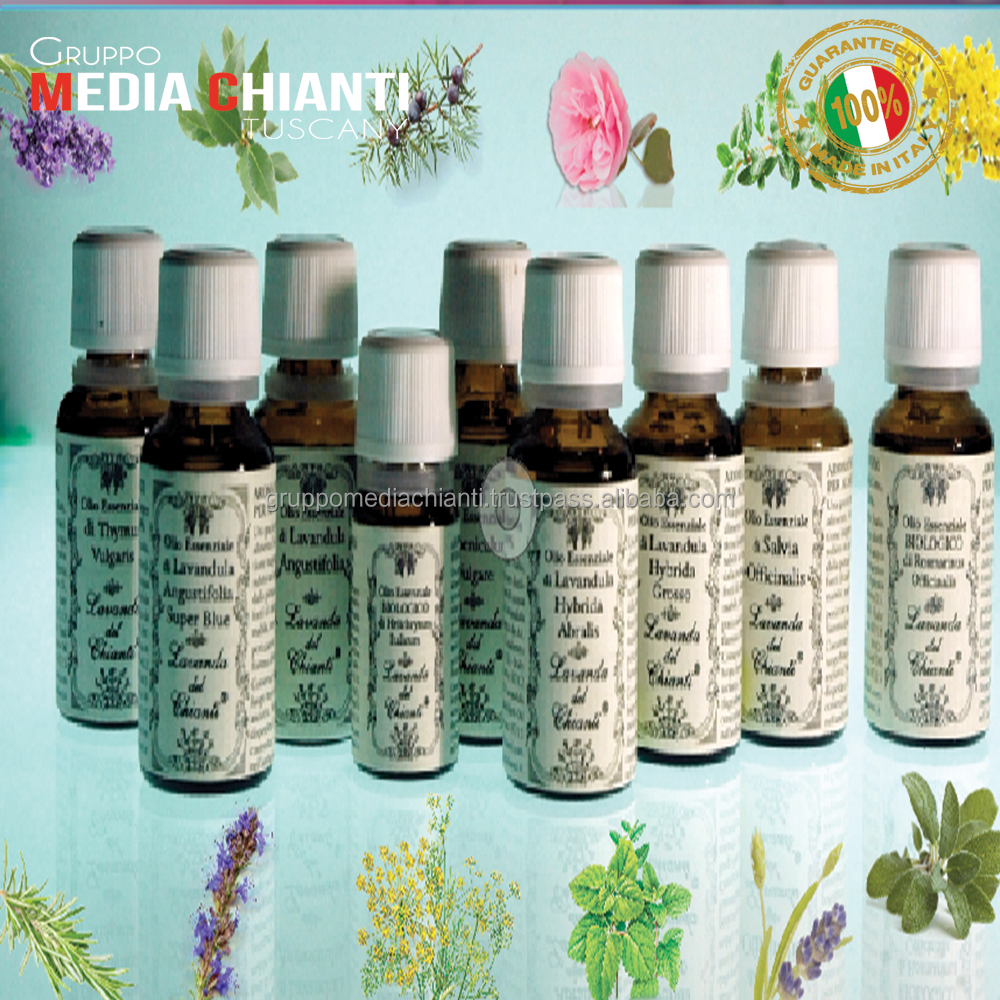 Exclusive 100% Pure ORGANIC Salvia Officinalis (Sage) Essential Oil 6,5 ml 100% Made in Italy