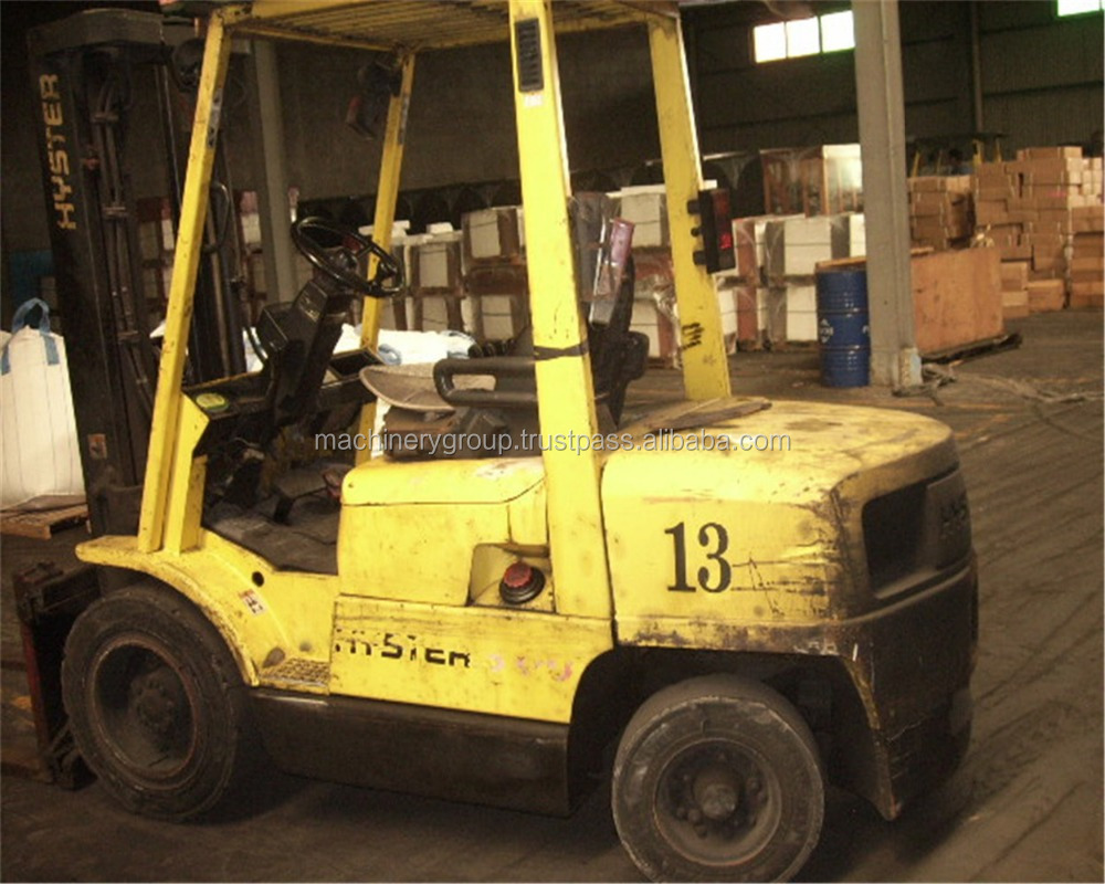 Used hyster forklift 3tons Used Hyster Diesel Forklift FD30 for sale