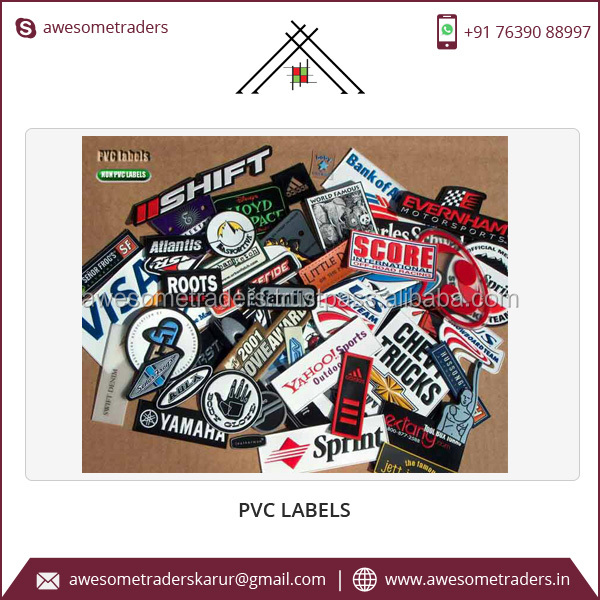 Clothing Labels OEM Manufacturer of Soft PVC Clothing Tags and Water Proof Stickers at Wholesale Price