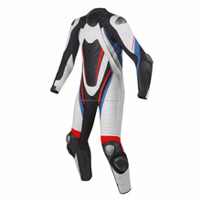 AERO EVO D1 Custom Made Motorbike Motorcycle Racing Leather Suit