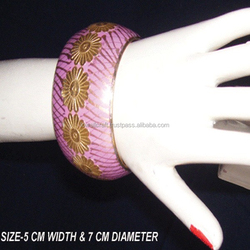 resin fashion indian glass bangles