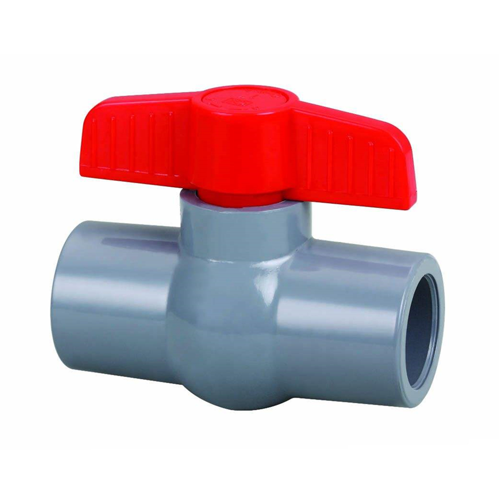 Hot sale pvc ball valve prices