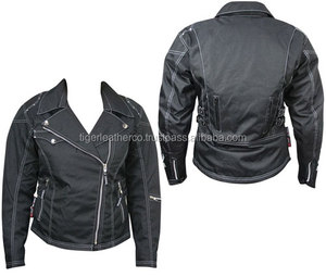 Men's Reissa Waterproof Cordura Motorcycle Jacket