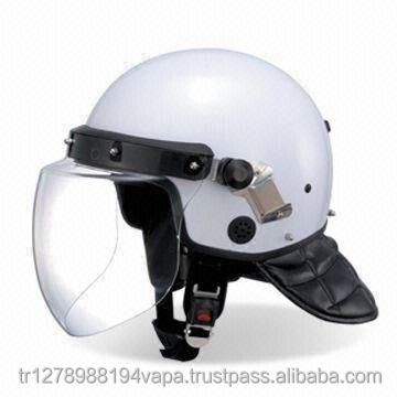 Anti-Riot Helmet Police and Military Use Anti-riot Helmets, Durable, Impact Resistance, Anti-strike, Can be Customized