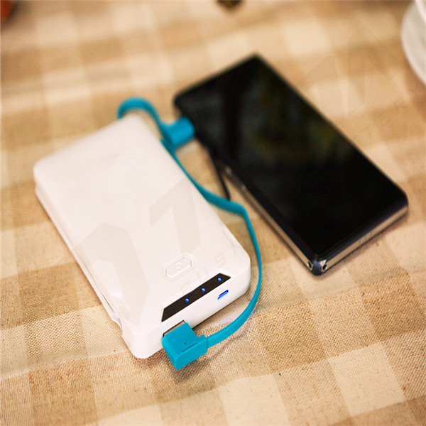 Portable power bank charger 8000mah 10000mah
