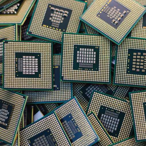 Computer Cpu Processor Scrap for sale at factory price