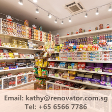 Retail Shop Interior Design & Renovation Service
