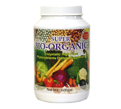 Super Bio-Organic - High Fiber Drink