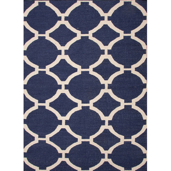 Indian Reversible Cotton Area Rug