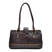 Hawai Brown Corporate Shoulder bag for Women