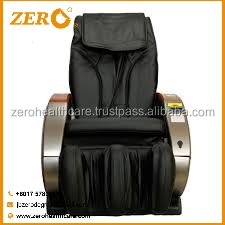 Malaysia Zero Healthcare High Quality Commercial Vending Massage Chair in Black