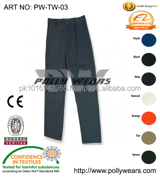 100% Cotton Quality Utility Cargo Pant best Cargo Trouser