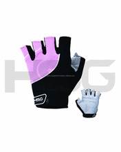 Weight Lifting Gloves Light weight Woman Gym Training Fitness Ladies Bodybuilding Gloves Leather Weightlifting Gloves