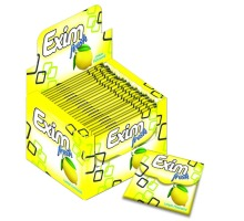 EXIM 4'S LEMON FLAVOURED STICK CHEWING GUM