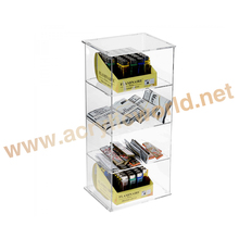 Manufacturer POP Display, Acrylic E-liquid Display Rack for Bottle