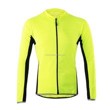 Best Selling Cycling Wind Long Sleeve Jersey Professional Windbreak Shirts Jacket Bicycle Bike Cycle Wear