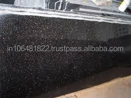 Buy Natural black galaxy granite in Bulk
