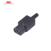 JEC Taiwan Re-wirable IEC C13 C14 AC Power Plugs male female assembly plug adapter plugs adaptor