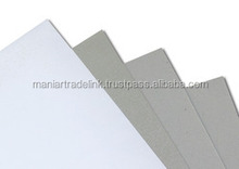 Wholesaler grey back Fine Quality White Coated Duplex Paper Board