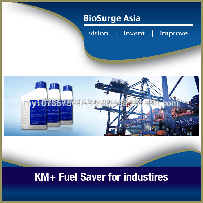 KM+ Fuel Saver for industires