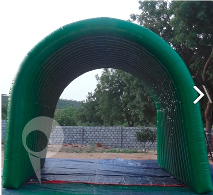 Inflatable Sports Tunnel