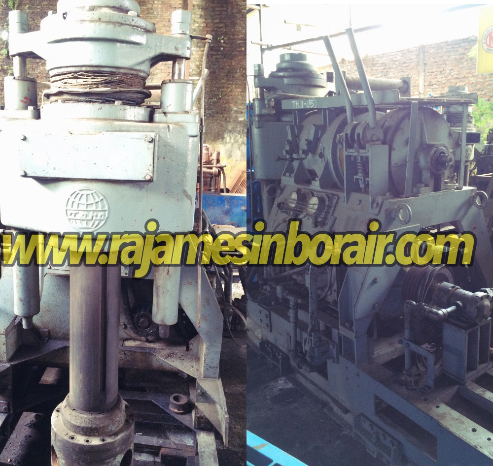Used Japan water well drilling machine TOHO DH4C for sale