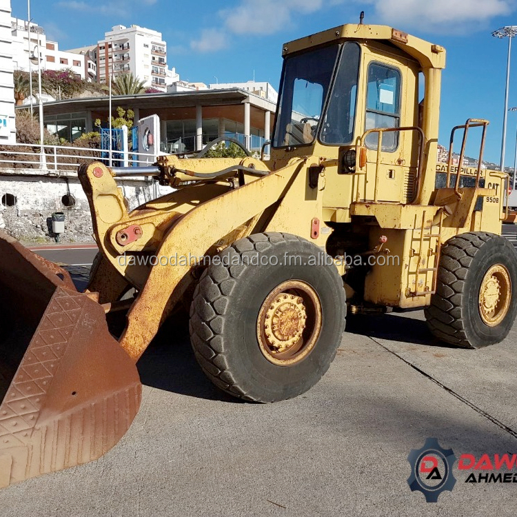 CAT 950B WHEEL LOADER