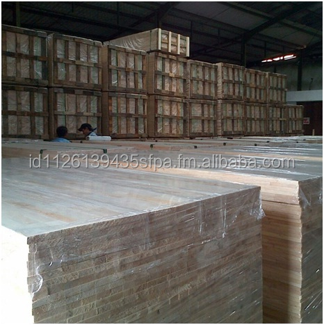 MDF - PLYWOOD - BLOCK BAORD - BARECORE Made in Indonesia