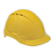 QB-AQM8 Lightweight Industrial construction Safety Helmet, reduced peak for better vision