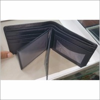 Wholesale High Grade genuine leather men's wallet made in China
