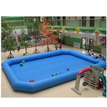popular water toys giant inflatable adult swimming pool for sale