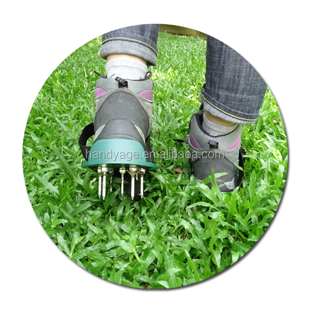 [Handy-Age]-Lawn Aerator Spike Shoes (GN0600-038)