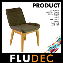 RODERICK | Hotel Chair | HWC - 00700 | Hostel Decoration for Wood Chair