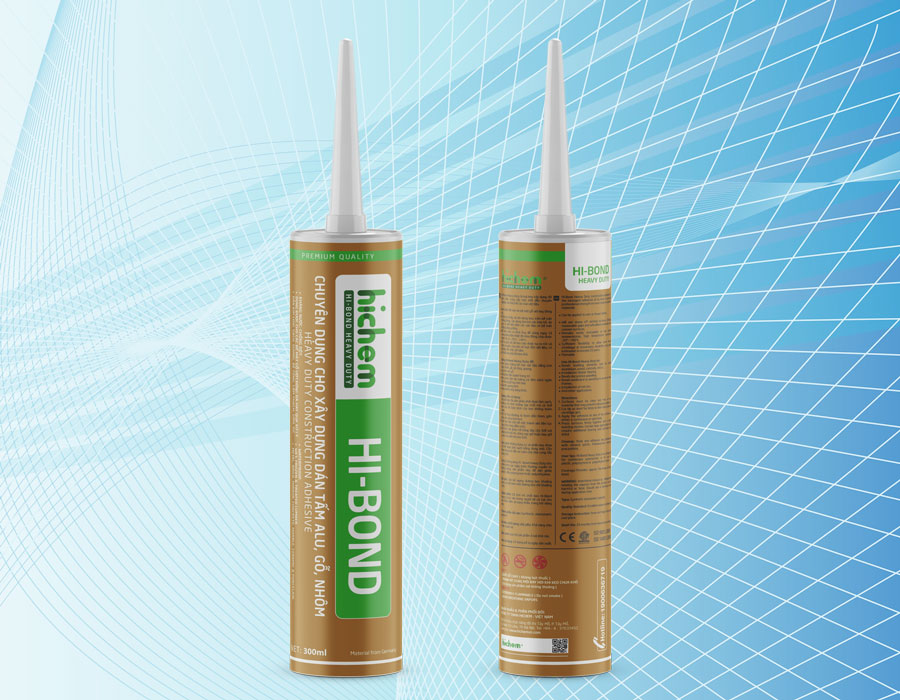 HI-BOND HEAVY DUTY CONSTRUCTION ADHESIVE