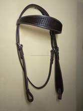 Western Leather bridle Wholesale