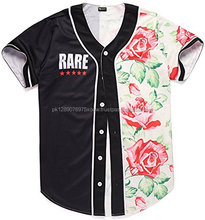 Sublimated Embroidered Customized Baseball Jersey, Cheaper Mesh Sublimation Polyester Baseball Jersey,Mesh Baseball Jersey Cheap