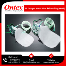 Latex Free Material Made Oxygen Mask for Paediatric