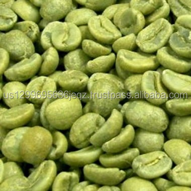 Coffee Beans - Green Arabica Coffee Beans - Retail and Bulk Prices