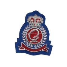 OMAN ROYAL FLIGHT MESS DRESS LAPEL BADGE
