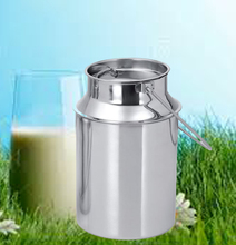 20L Aluminum milk cans /stainless steel milk transport cans