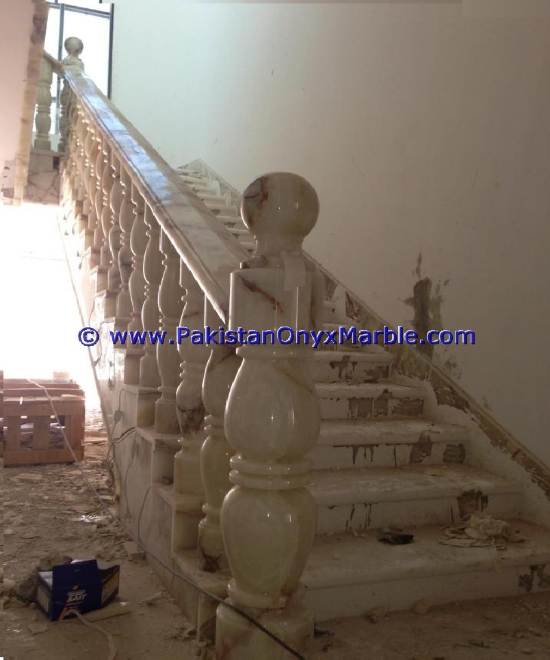 EXPORT QUALITY ONYX STAIR STEPS