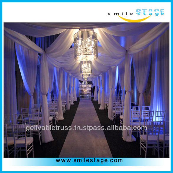 portable wholesale pipe and drape photo booth for wedding and show