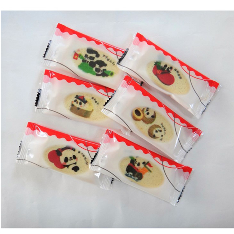 Cheap price panda sticker cracker gifts for mother for hot sale