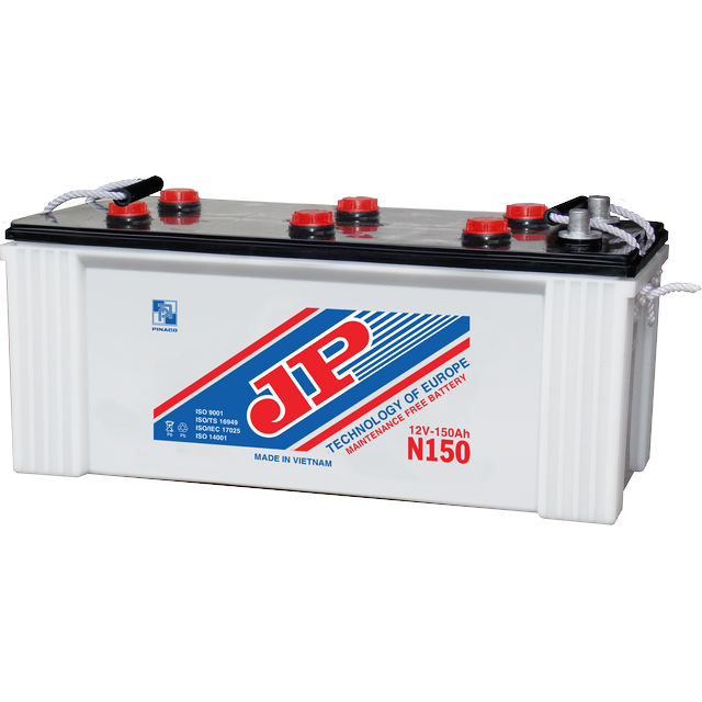 N150 (12V - 150Ah) Automotive Lead Acid Dry Charged Battery for car