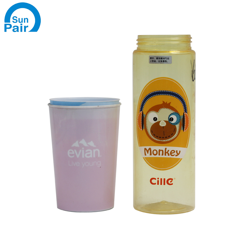 PET Heat transfer printing label For Cute Cups
