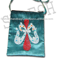 embroidered ethnic bags,embroidered jewelry bag