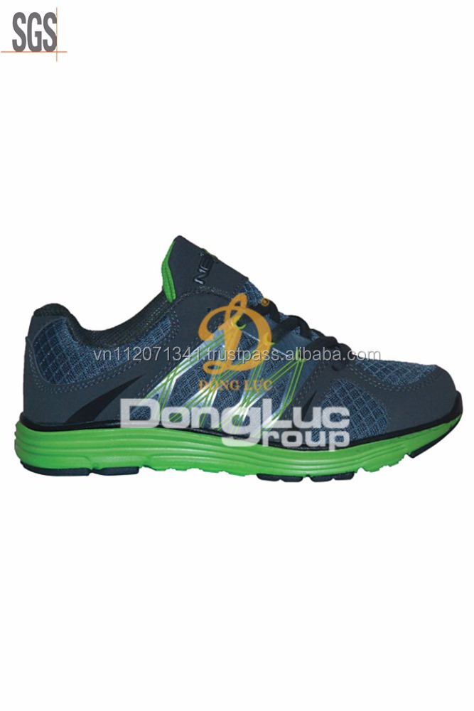 Cheapest - best quality man shoe from Vietnam, various sports shoe, new strong running shoes