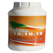10.10.10 NPK fertilizer / total(N)%10+urea nitrogen %10+ (P2O5)%10+K2O%10