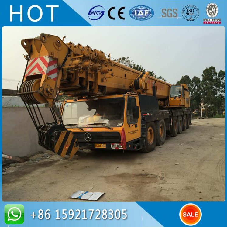 Germany Used Grove Mobile Crane 200 Ton 300 Ton Cheap Price For Sale