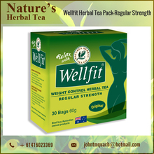 Manufacturer of Genuine Quality Detox Herbal Slimming Tea for Well Fit Body